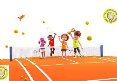 Préinscriptions école de tennis pour la rentrée 2018/2019
