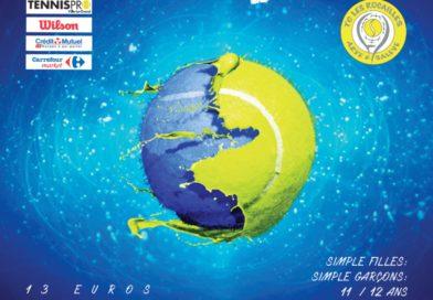 Premier tournoi jeunes du TC les Rocailles du 05 au 12/07