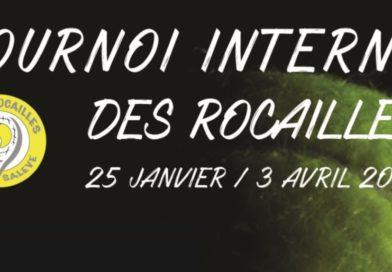 Tournoi interne 2020