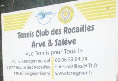 AG du Tc les Rocailles Arve & Salève le 22/10/2021 à 19h45